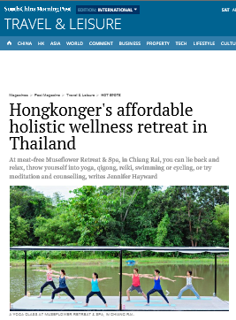 16.43.South China Morning Post. yoga retreat. Apr 29, 2016