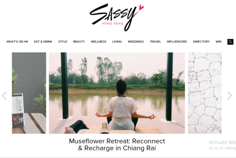 16.62 Sassy HK, Yoga retreat blurb, Home page, May 23, 2016